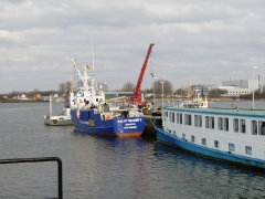 Am alten Hafen...