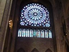 Innenansicht Notre Dame
