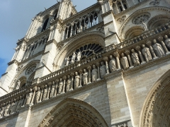 Eingang Notre Dame