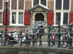 Die Fahrrad Stadt