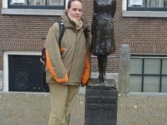Anne Frank Denkmal