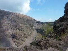 lebender Vesuv