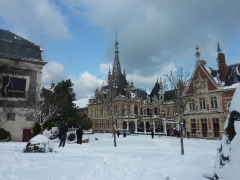 Benedictin Palast