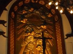 Innenansicht Benedictin Palast