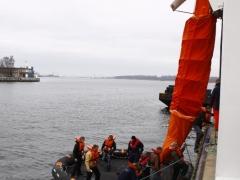 MES Marine Evacuation System