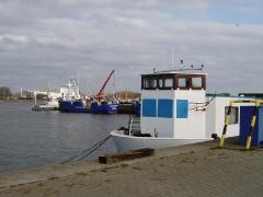 Severa-Wohnschiff!