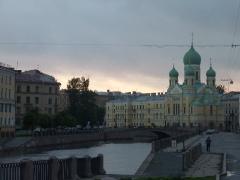 Die weisen Nächte von St. Petersburg