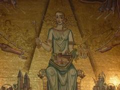 Mosaike im STadthaus
