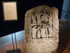 Im historischen Museum