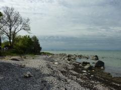An der Ostseeküste.....