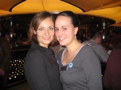 Jen( Kabinennachbar) & Ich